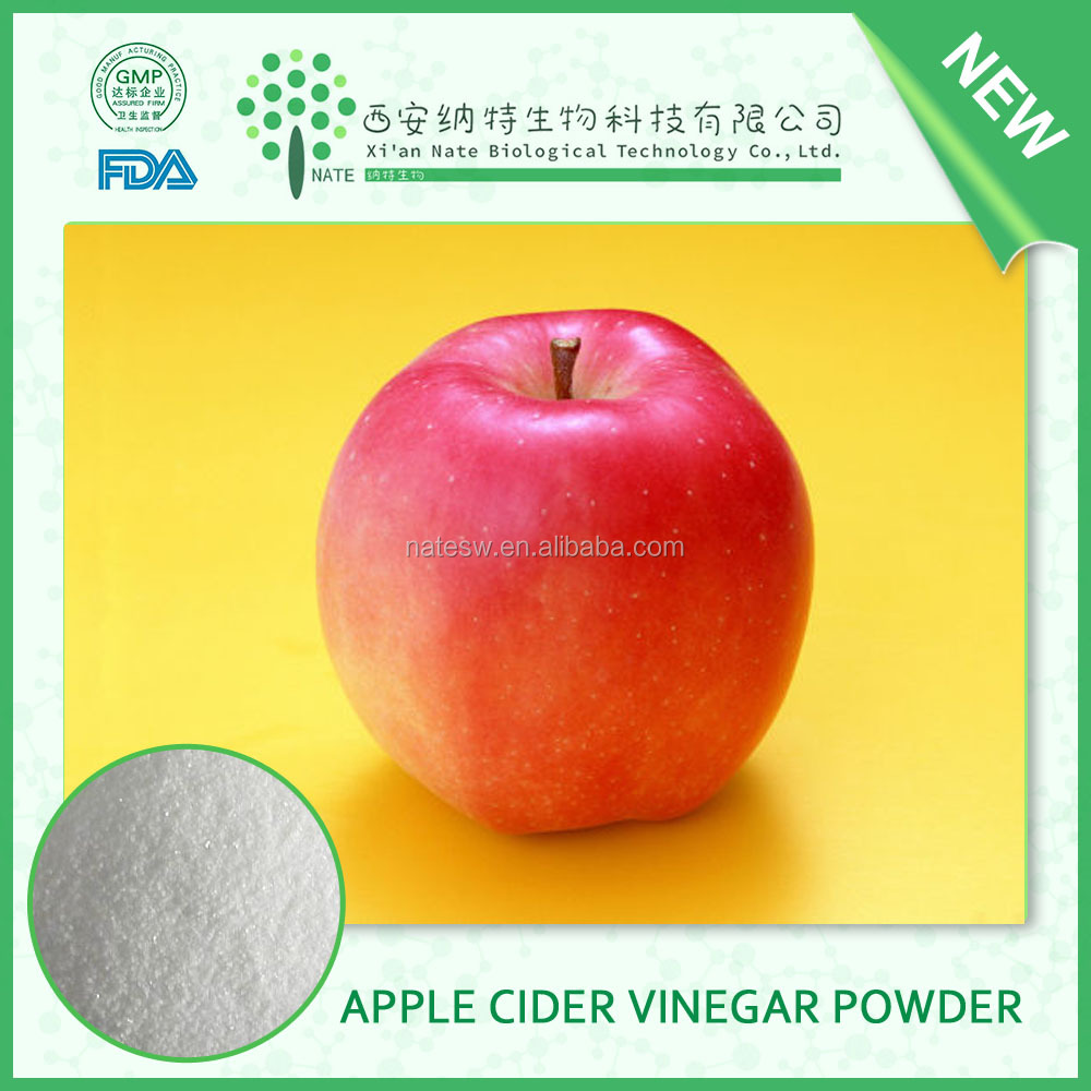 lose weight material make you slimmling dried apple powder and dried vinegar powder lose weight Apple Cider Vinegar Powder