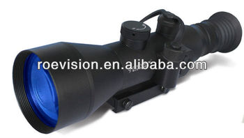 Gen2 night vision riflescope,hunting rifle scope,night vision weapons sights,night sights,(RM580)