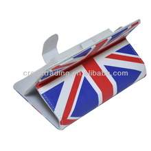 Union Jack style Pad Cover and brief computer cover