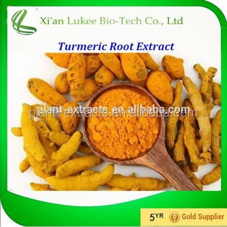 Manufacture Supply Turmeric Root Extract/Water Soluble Curcumin Powder/Liquid