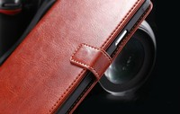 wholesale genuine leather case for iphone 6 leather mobile phone case