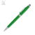 Novelty advertising cheap promotional metal stylus pen ball pen with stylus touch pen 2 in 1