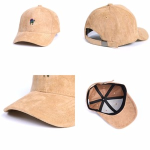 Alibaba Website Wholesale Custom Blank Suede Dad Hats