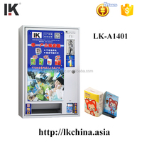 LK-A1401 Coin-operated capsule toy vending machine comparable coin acceptor
