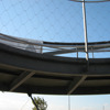 practical architectural protecting x-tend wire rope mesh
