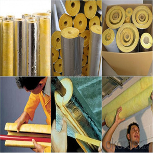 Glass Wool balnket faced with aluminum