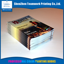factory deirectly custom printing magazine