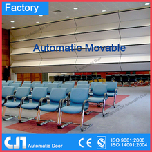 Automatic Electrical Vertical Folding Wall Partition
