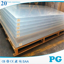PG High Standard Clear Cast Acrylic Roof Panels