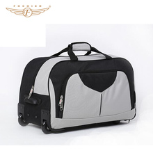 New Rolling Larger Size Polo Sport Trolley Bag