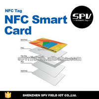 125KHz LF Smart Card for Authentication