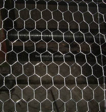 Gold Supplier Anping lowest price galvanized chicken coop hexagonal wire mesh