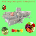 fruit and vegetable washing & draining machine