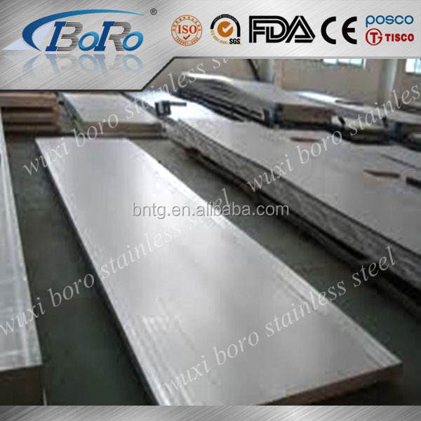 Cold rolled 3mm 202 sheet stainless steel price
