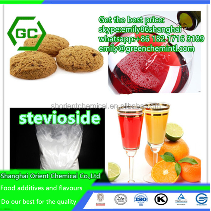 natural organic NOP Enzymatically Treated Stevia 80% 90% 95% Debittered Stevia
