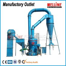factory direct sell high efficient silica sand gypsum limestone powder making grinding mill machine