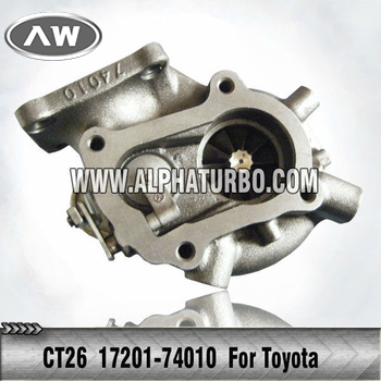 turbocharger CT26 17201-74010 for toyota 3S-GTE 2000 ccm 185 HP