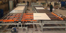 Customized Superfine gypsum board producting machines of meeting the national standard