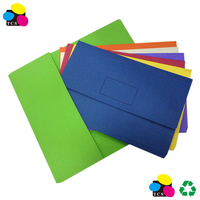 FC Document Wallet Assorted Colours