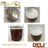 Popular 500g Can and Jar High Liquid Maltose Syrup for BBQ