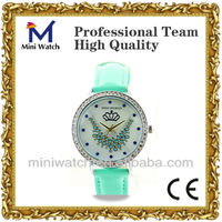 2013 Most Popular Women Fashion Western Watches Swiss