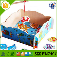 Quality exported custom preschool wooden educational toy