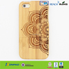 Eco friendly detachable wooden phone case for iphone 5
