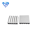 carbide items customized Tungsten cobalt alloy plates