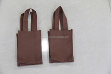 Eco-friendly custom small convenient pp non woven shopping bag