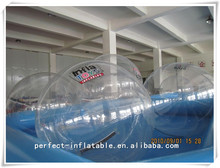Popular inflatable cheap water walking ball for swimming pool