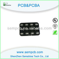 Smart Bes!Aluminum pcb board &single side al circuit board pcb in China pcb factory