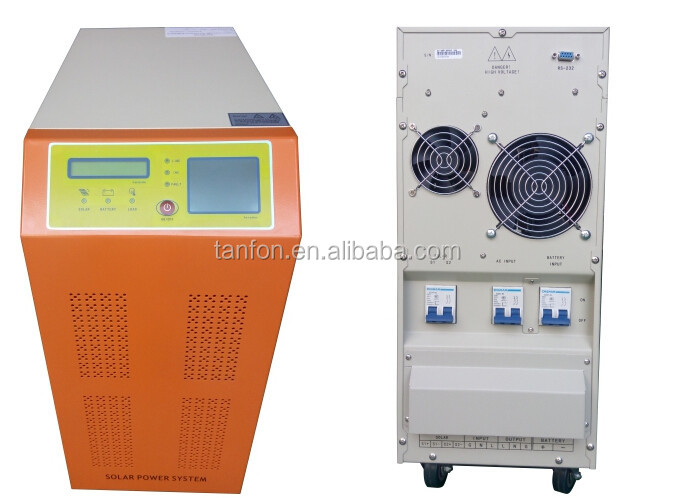 dc to 3 phase ac power inverter10KW ; 50kw solar inverter 3-phase ; on-grid and off-grid hybrid solar inverter 48 v