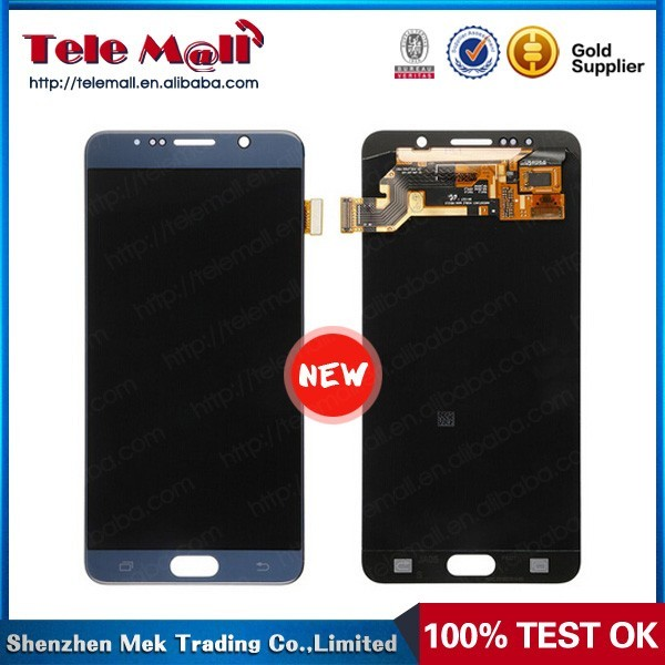 for samsung galaxy note 5 N9200 complete lcd