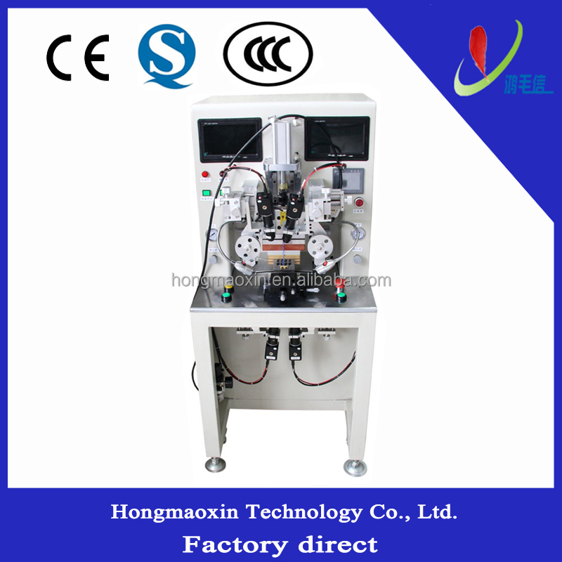 Accuracy Pulse Hot Press Machine/Phone LCD Repair Machine/Screen Flex Cable Ribbon FPC ACF Bonding Machine For Iphone Samsung