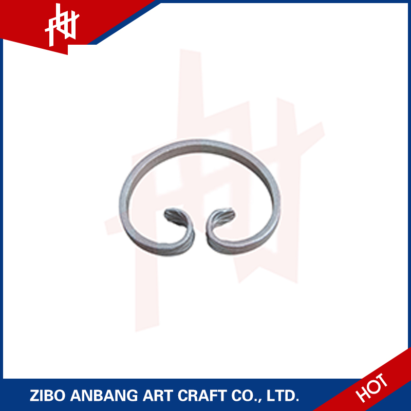 Sophisticated technologies wrought iron scroll ornaments work decorative pieces
