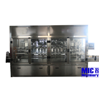 MIC-ZF12 motor oil filling machine engine oil filling machine high viscosity liquid filling machine can reach 4000bph with ce
