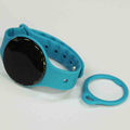 Bluetooth Silicone with iBeacon &Eddystone Smart Beacon Wristband/Bracelet/Keyring