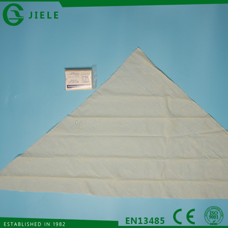 triangle cloth first assistance