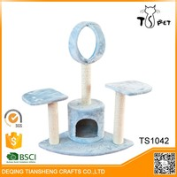 Wholesale New Durable Luxury Sisal Indoor Cat Tree House