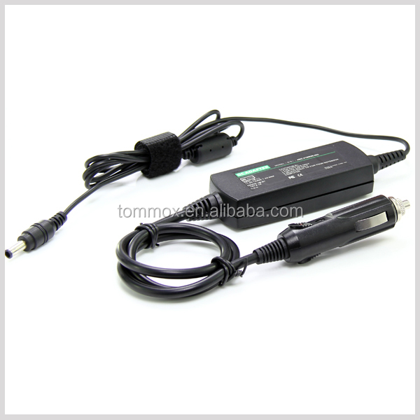 Tommox Electric Toy Portable Mini Car Battery Charger 19V 2.1A 40W For laptop