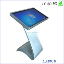 All in one PC,TFT Type and Indoor Application OPS Touch Kiosk