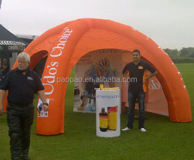 inflatable exhibition stand, advertising inflatable booth