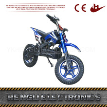 500W electric dirt bike for adult