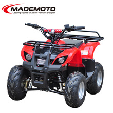 Stable Quality 36V 12Ah,500W four wheel motorcycle price / quad bike electric style