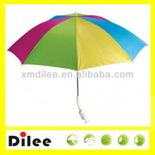 ladies fashion mini clip on umbrella