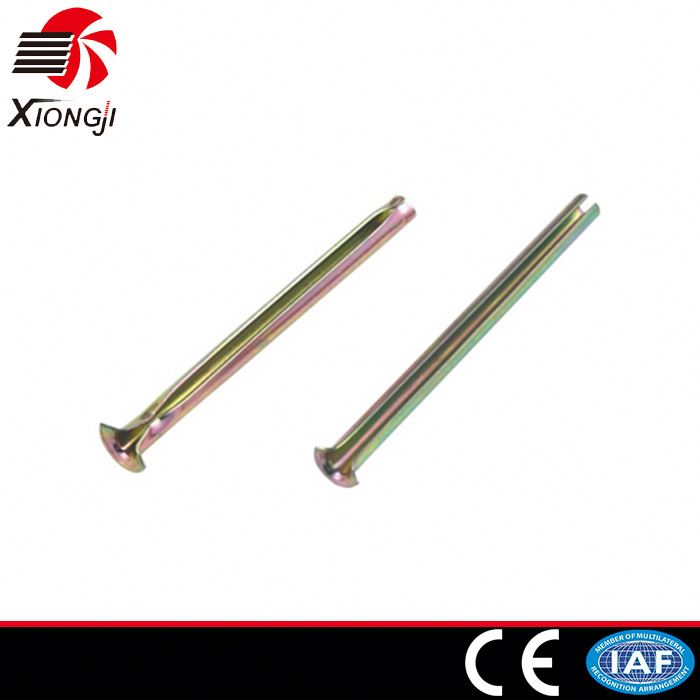 OEM Special Design Vibration Resistance Supplier Wholesale Spring Steel Common Spike Nail