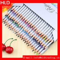 Factory Wholesale 72 Color Marco Fine Harmless Oil Pastel Colored Pencil Set