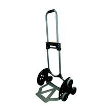 Hot selling aluminuim alloy anti-rusted telescopic hand trolly