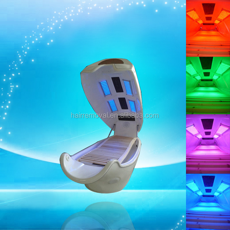 Dry Steam Sauna Infrared SPA Capsule Space Heat Energy Body-Shaping Machine