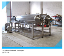 scraped surface heat exchanger for low price